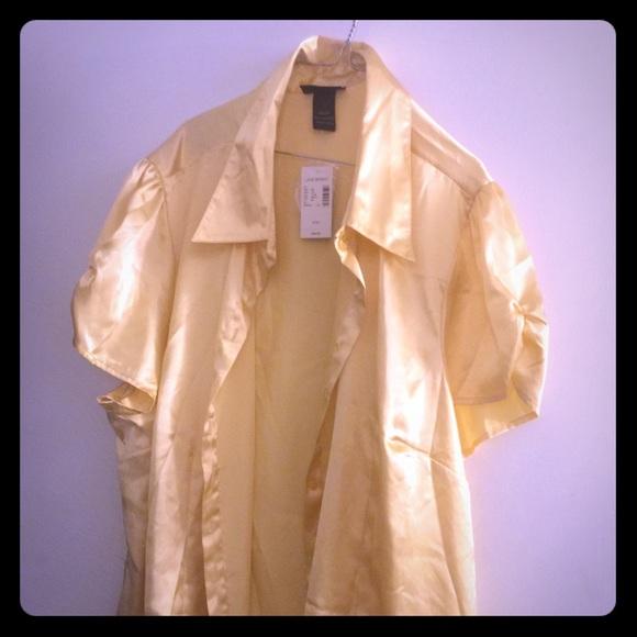 Lane Bryant Tops - Polyester blouse